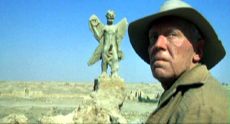Von Sydow in Iraq
